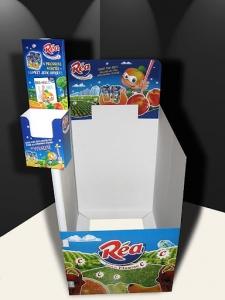 Box et distributeur